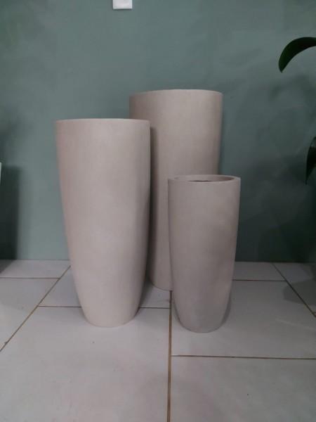 Conjunto Vasos de Fibrocimento