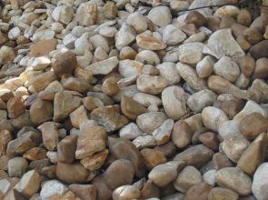 Pedras do lago